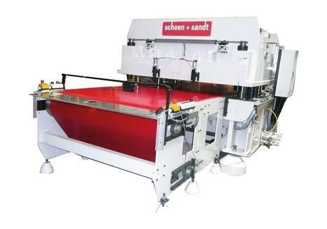 polyurethane belt - American & Schoen Machinery Company